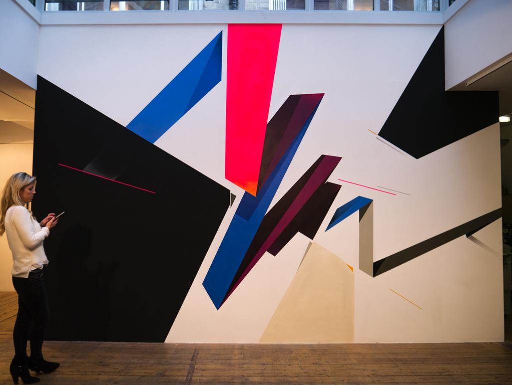 Home installation - 2015 Scream London