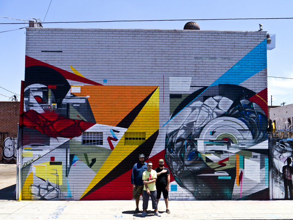 Imperial Pressure - 2014 Collaboration with Augustine Kofie and Codak Los Angeles
